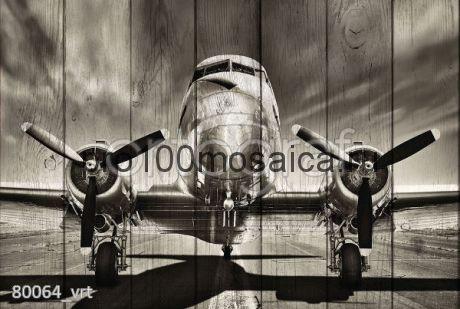 80064 Картина на досках серия АВИАЦИЯ