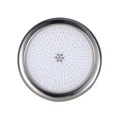 Прожектор светодиодный Aquaviva LED227C 252LED 18 Вт RGB + закладная, тип крепления резьба