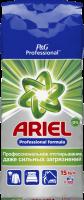 Стиральный порошок Ariel Профессионал автомат для белого белья 15 кг