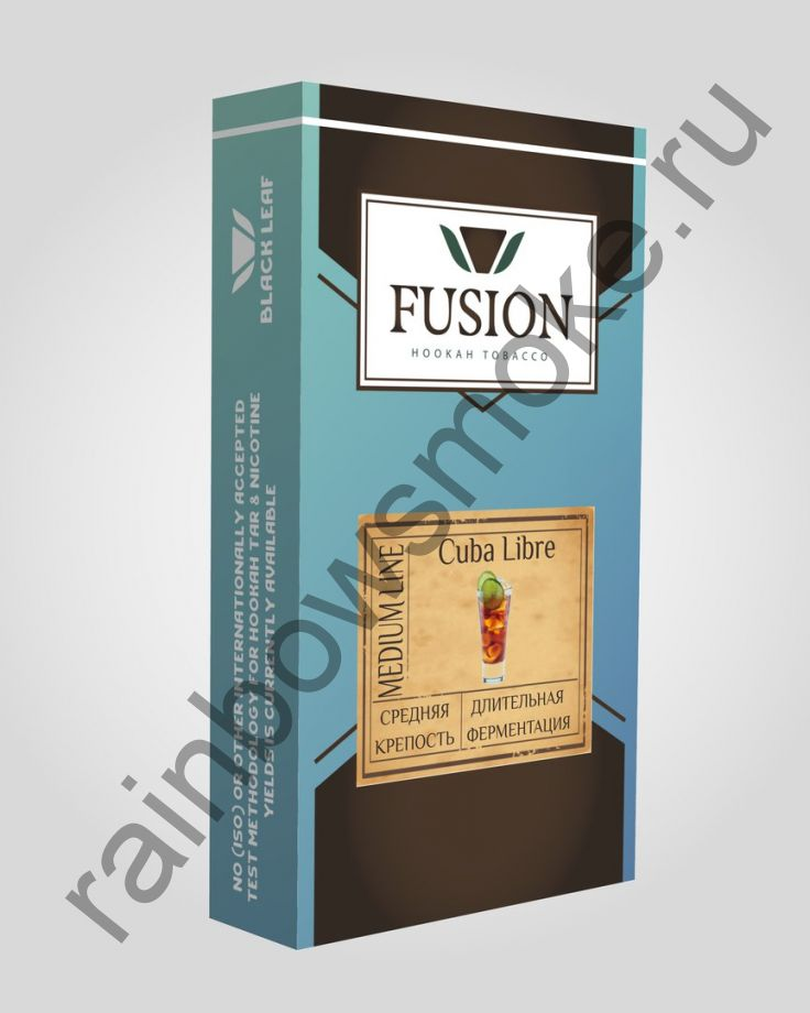 Fusion Medium 100 гр - Cuba Libre (Куба Либре)