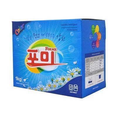 La Miso Forme Laundry Detergent Стиральный порошок 1 кг