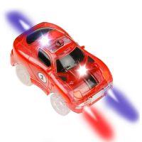 Машинка Magiс Tracks (цвет красный)_2