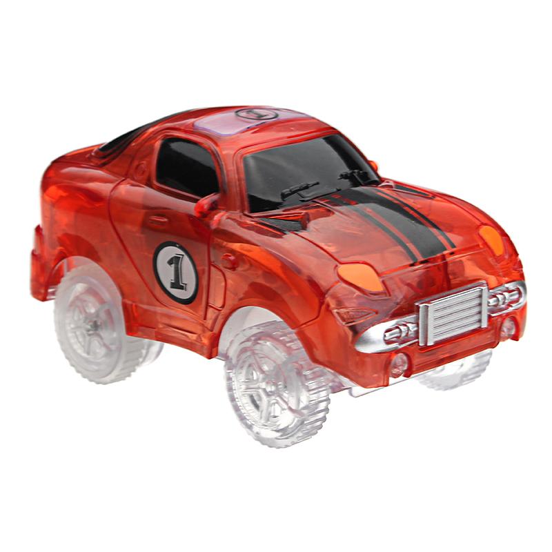Машинка Magiс Tracks (цвет красный)