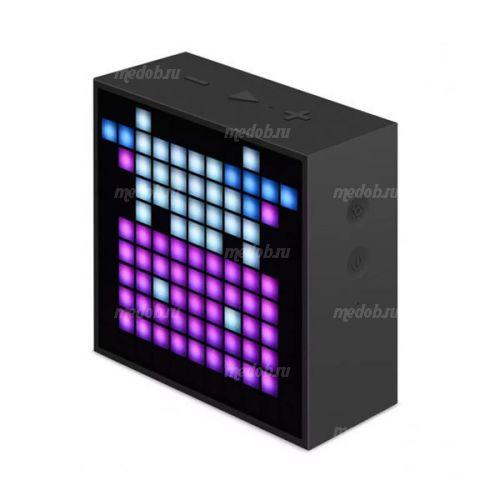 Портативная акустика с дисплеем Divoom Timebox Evo Portable Speaker Wireless Bluetooth Pixel Art