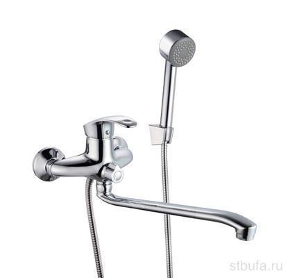 Смеситель ванна 40мм FAUZT FZs888-В133 встроен дивертор