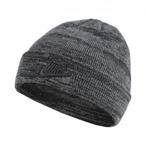 ШАПКА NIKE NSW BEANIE HEATHER AA8276-060