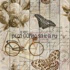 80088 Картина на досках серия ВЕЛОСИПЕДЫ