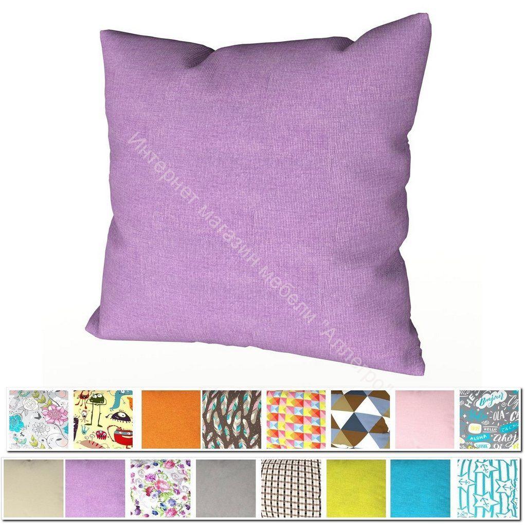 Декоративная подушка  450*450 мм