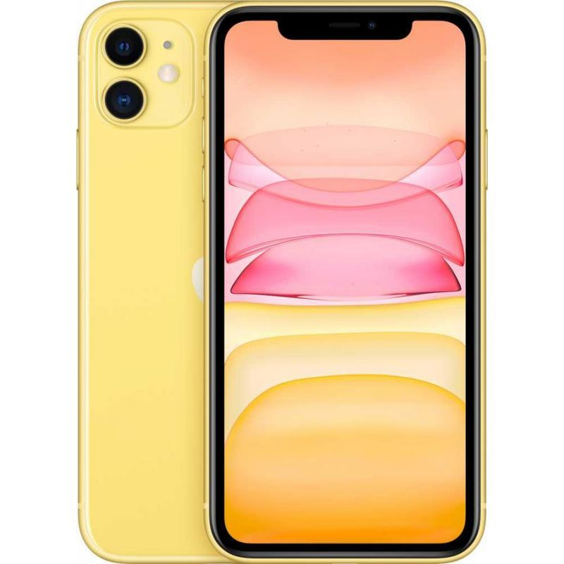 Смартфон Apple iPhone 11 64Gb (Yellow)