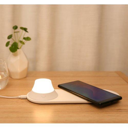 Беспроводная сетевая зарядка Yeelight Wireless Charging Night Light