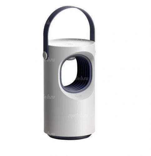 Отпугиватель комаров Baseus Purple Vortex USB Mosquito lamp (White) ACMWD-ZX02