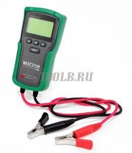 МЕГЕОН 81012 Тестер кислотных аккумуляторных батарей с напряжением 12 В
