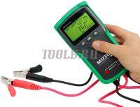МЕГЕОН 81012 Тестер кислотных аккумуляторных батарей с напряжением 12 В цена