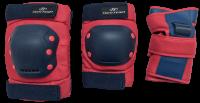 Комплект защиты SAFETY LINE 900 черно-красный разм.М