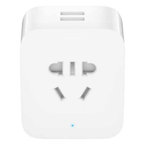 Умная розетка Xiaomi Mi Smart Power Plug Wi-Fi (Enhanced version) GMR4007CN