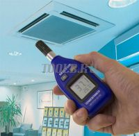 МЕГЕОН 20150 Цифровой термогигрометр фото