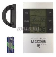 МЕГЕОН 20200 Термогигрометр настольный цифровой фото