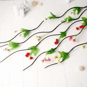 """Декор тинги """"Полевые цветы"""" 150 см (цена за штуку) микс   4735720"""
