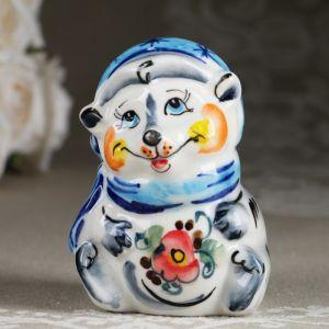 Сувенир «Ежик Яшка», микс, цветной 4834931
