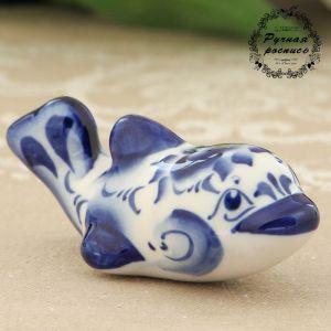 Сувенир «Дельфин», гжель 2357952
