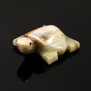 Сувенир «Черепаха», 6,3 см, оникс 1590333