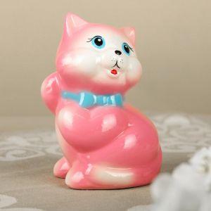 """Сувенир """"Котик Плюша"""", глянец, 13 см, микс"""