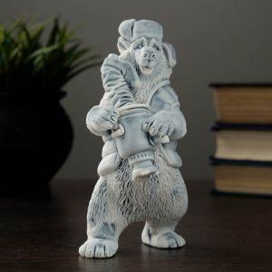 "Сувенир ""Медведь с самоваром""   4198977"