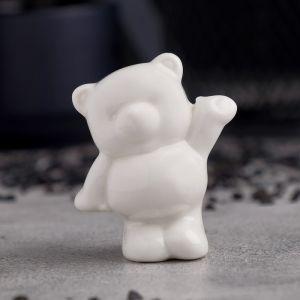 "Сувенир ""Белый медвежонок"" 7х5,8х4 см"