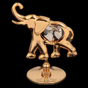 Сувенир «Слон», 3?6?5 см, с кристаллами Сваровски 2190671