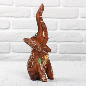 """Сувенир дерево """"Слон"""" 8,5х8х25 см 2630751"""