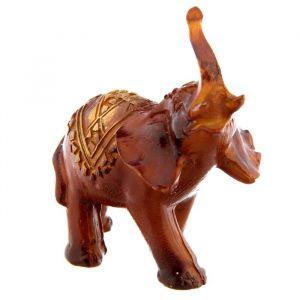 """Сувенир полистоун """"Слон с каменистой попоной"""" МИКС 7х4,3х6,5 см 1935325"""