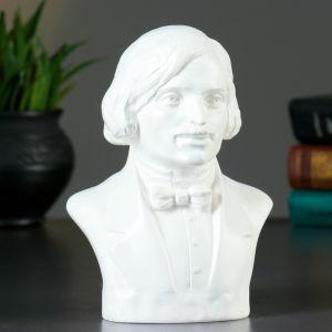 Бюст Гоголь / белый, арт. 298-1   4364401