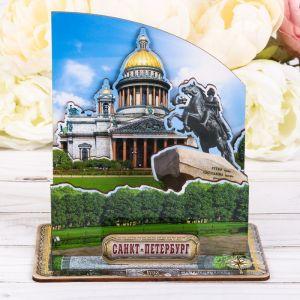 Настольный сувенир «Санкт-Петербург»
