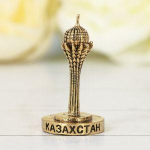 Фигурка «Казахстан. Байтерек», золото