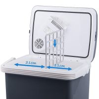 Автомобильный холодильник FIRST 5170 объем 32 л фото3