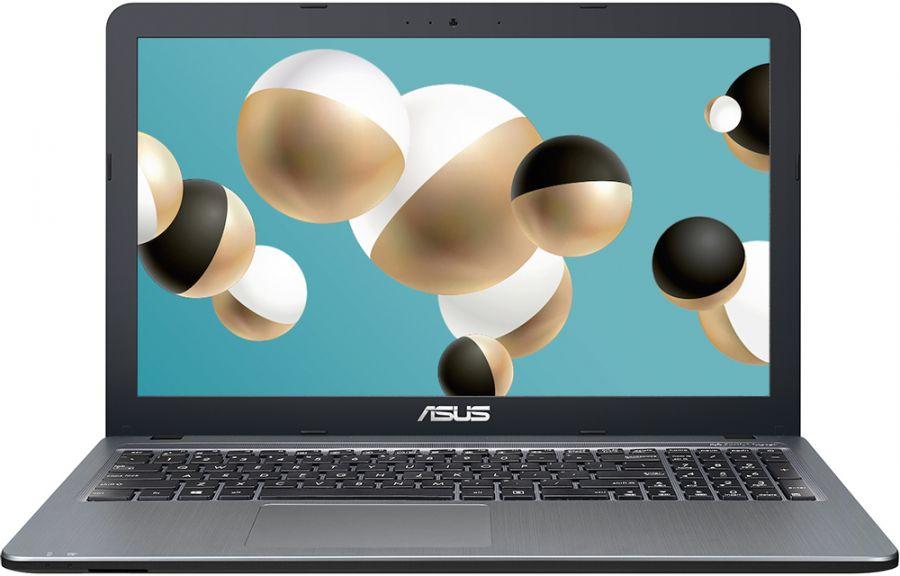 """Ноутбук ASUS VivoBook X540MB-DM047T (Intel Pentium N5000 1100 MHz/15.6""""/1920x1080/4GB/256GB SSD/DVD нет/NVIDI)"""