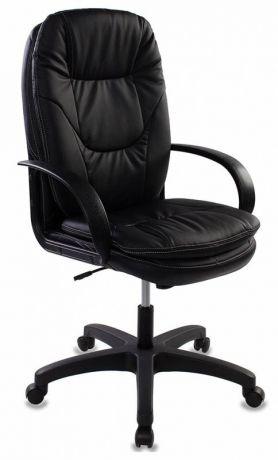 Кресло руководителя CH-1868 черный искусственная кожа