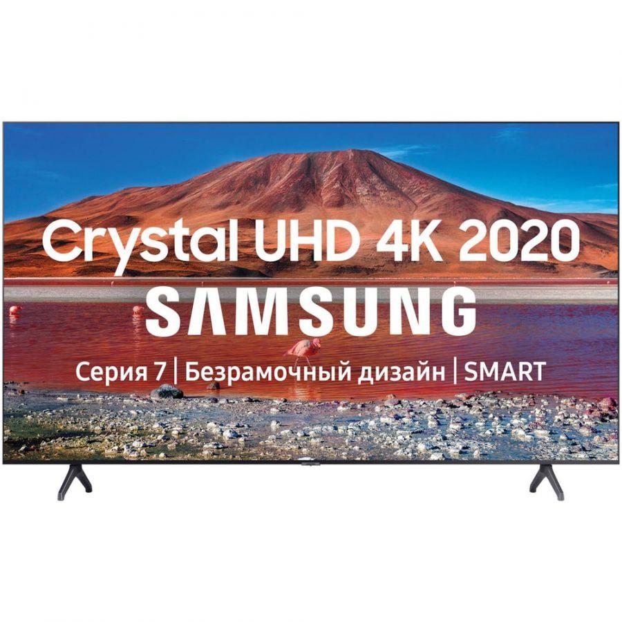 Телевизор SAMSUNG UE-43TU7100UX