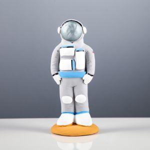 """Статуэтка """"Космонавт"""", 17,5 см, микс, керамика"""