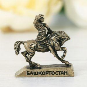 Фигурка «Башкортостан. Салават Юлаев», 3.7?4 см