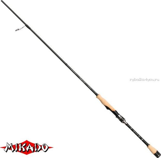 Спиннинг Mikado Cazador Spin 65 1.95 м / тест 0-8 гр