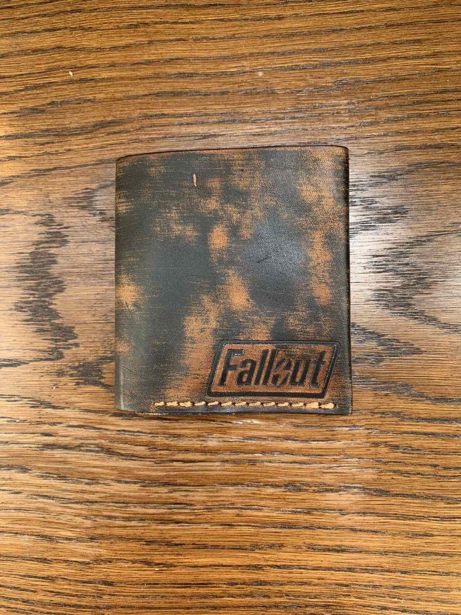 """Кошелек """"Fallout"""""""