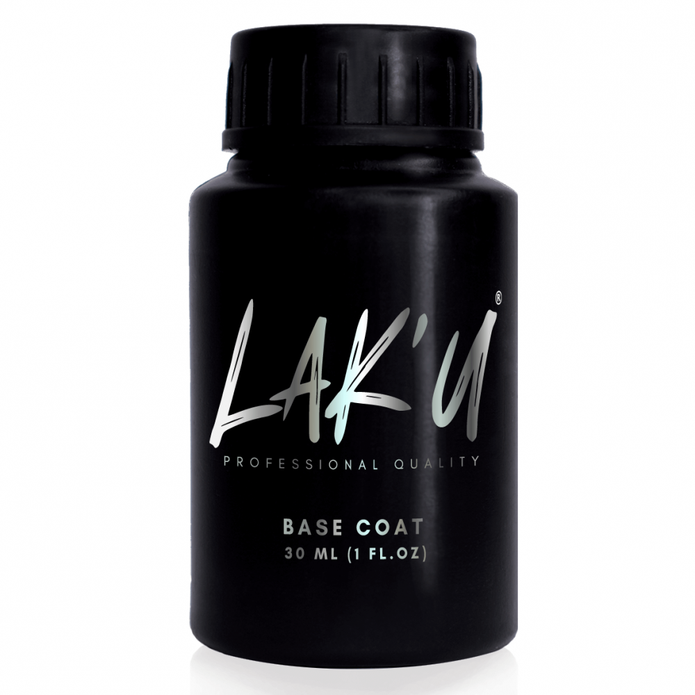 LAK'U Base coat (База), 30 мл