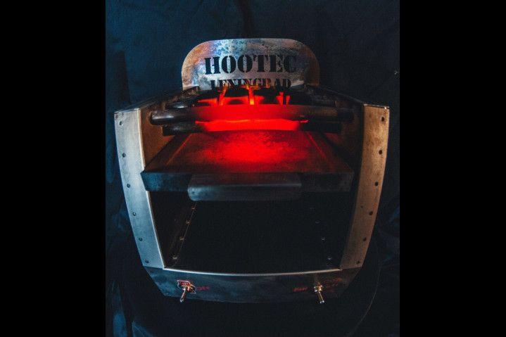 Электроплитка Hootec LENINGRAD