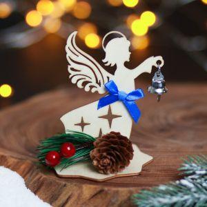Настольный сувенир деревянный «Ангел»