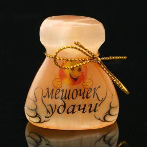 Сувенир «Мешочек удачи», большой, селенит 2849040