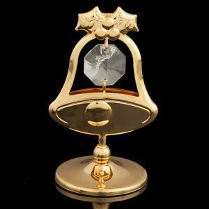 Сувенир «Колокольчик», с кристаллами Сваровски, 6 см 1431467