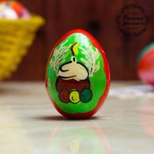 Яйцо «Пасхальная корзинка», сувенирное 4028009