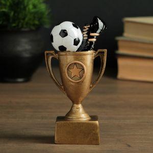 "Статуэтка ""Футбол"", 18х9х5 см   4096051"