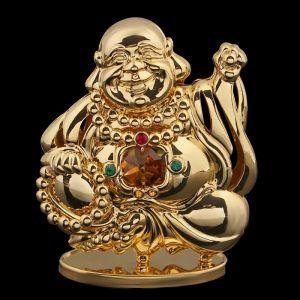 Сувенир «Будда», 9,5?8?3,5 см, с кристаллами Сваровски 3244792